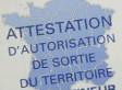 L'AUTORISATION DE SORTIE DU TERRITOIRE (AST)